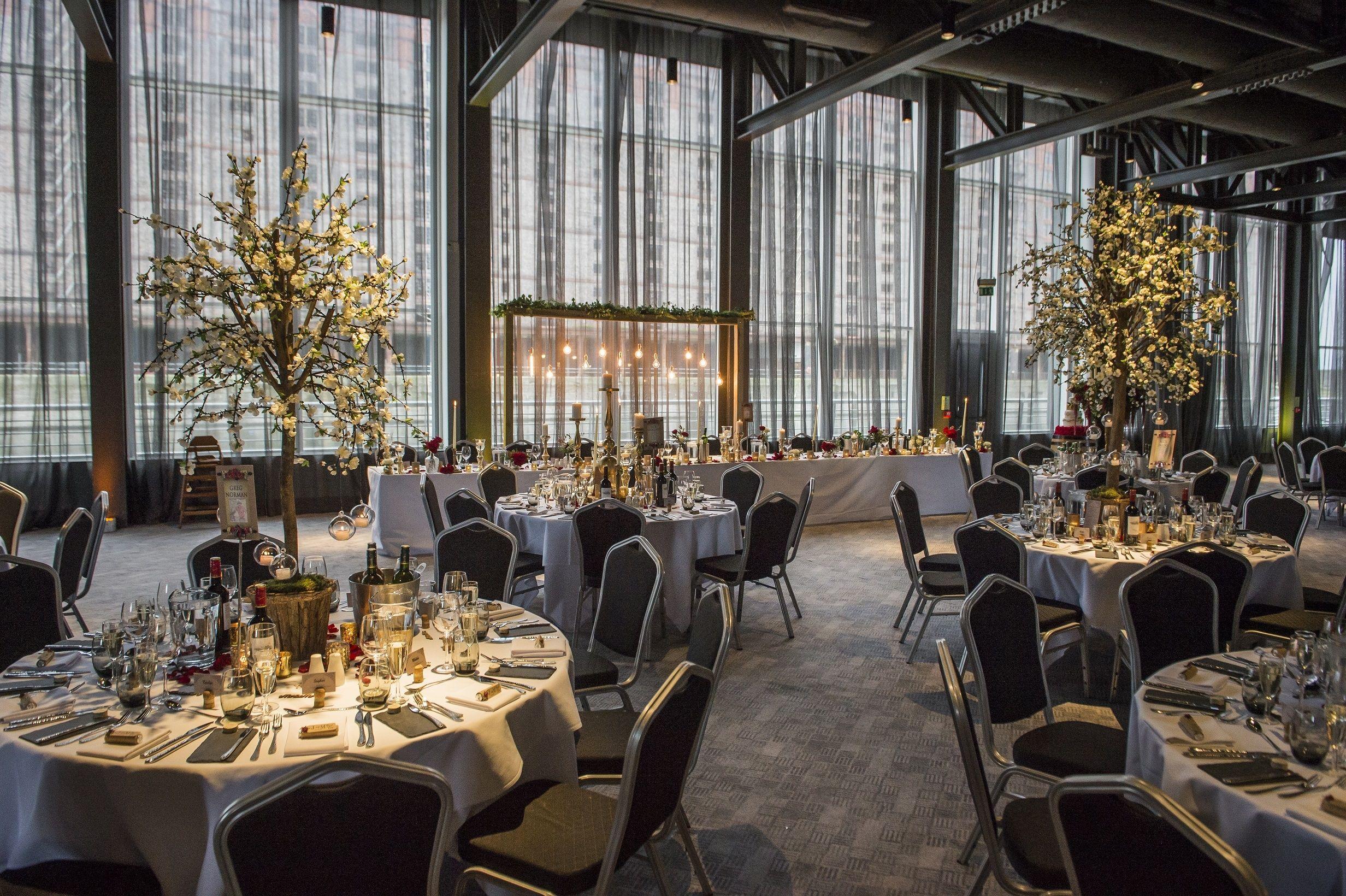 Titanic Hotel Liverpool Wedding Venue Liverpoool