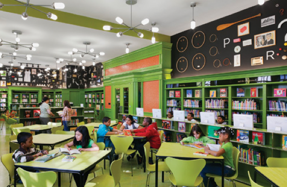 Cool School Library