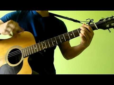 Beginner Strumming Exercise 2) G D Em C Guitar Chord Progression ...