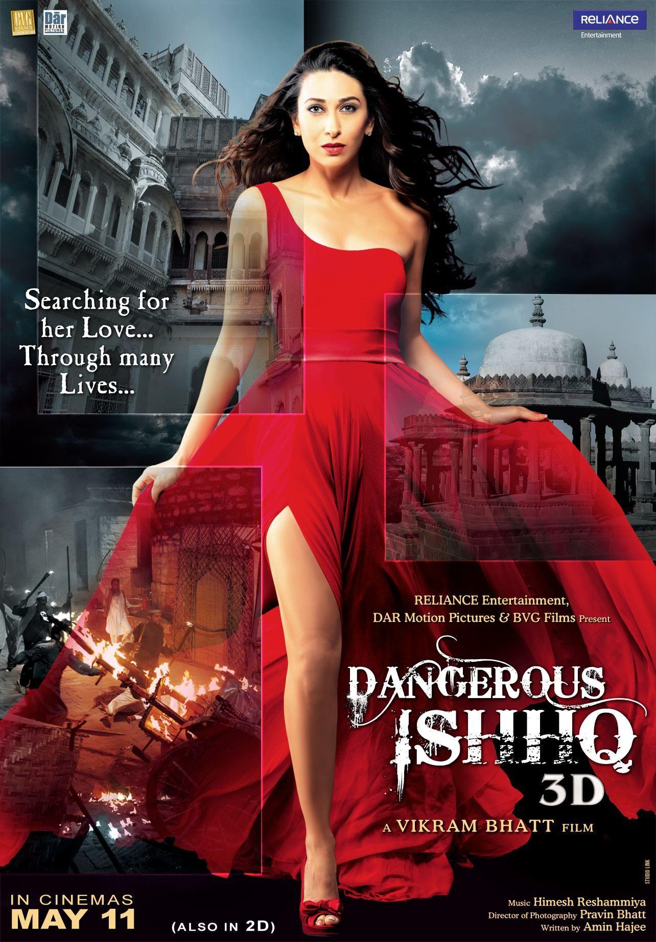 Dangerous Ishhk Bollywood Pinterest Movies Bollywood And Film