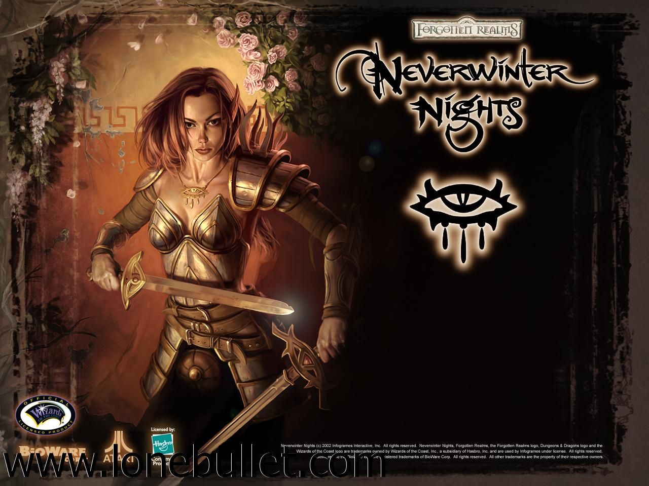 Pin by Lone Bullet on The World of Gaming Neverwinter