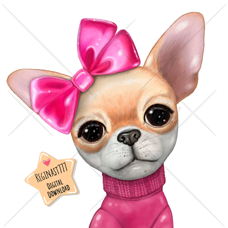 Cute Chihuahua Print Png Wall Art Decor Animals Dogs Baby Etsy In 2020 Cute Chihuahua Chihuahua Art Chihuahua Dogs [ 3000 x 3000 Pixel ]