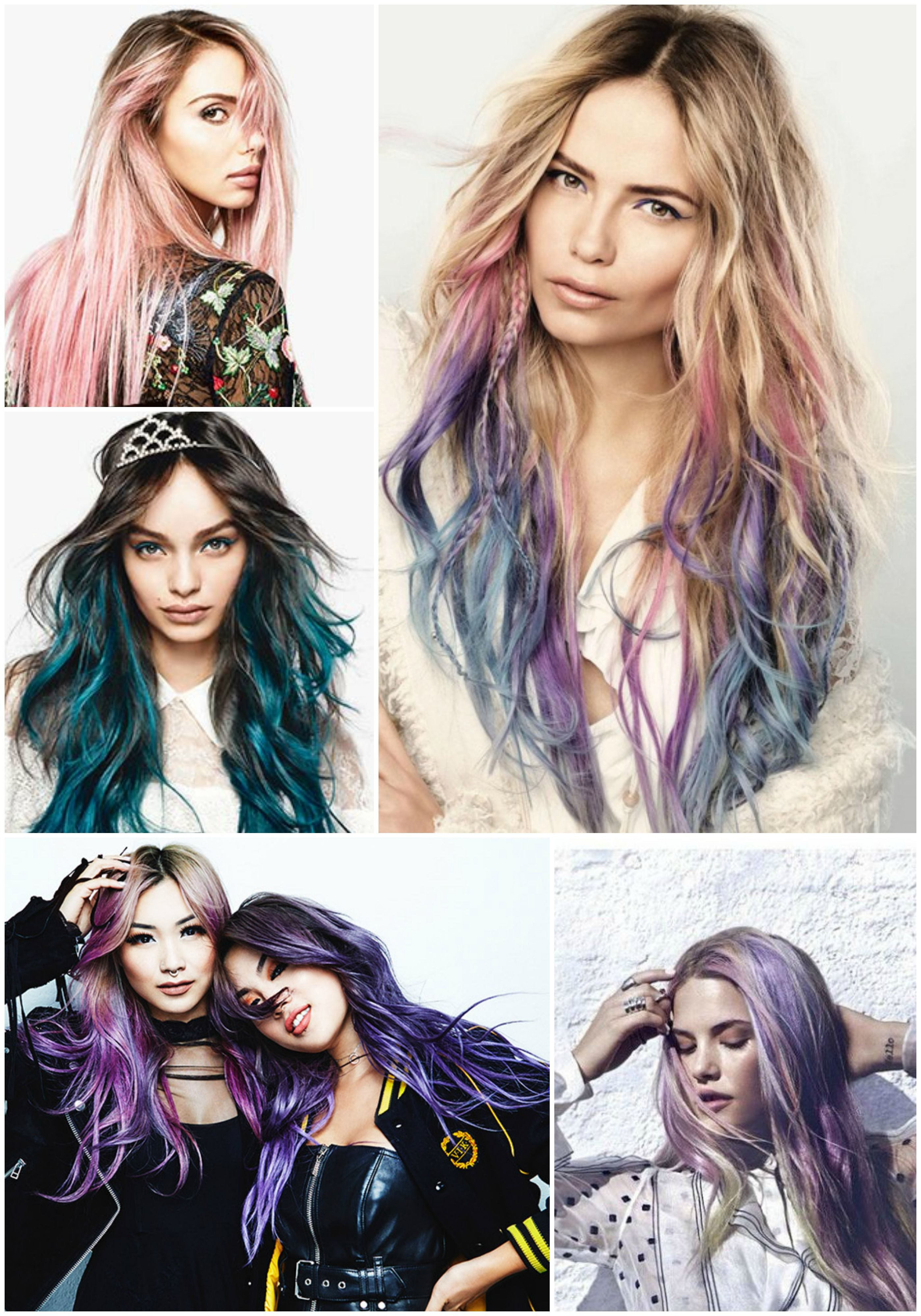 Colorista Loreal Colored Ombre Festival Hair Festival Inspiration Festival Trend Colorista Hair Dye Washable Hair Color Beautiful Hair Color