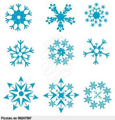 Estrellas de navidad buscar con google frozen for Estrella de nieve