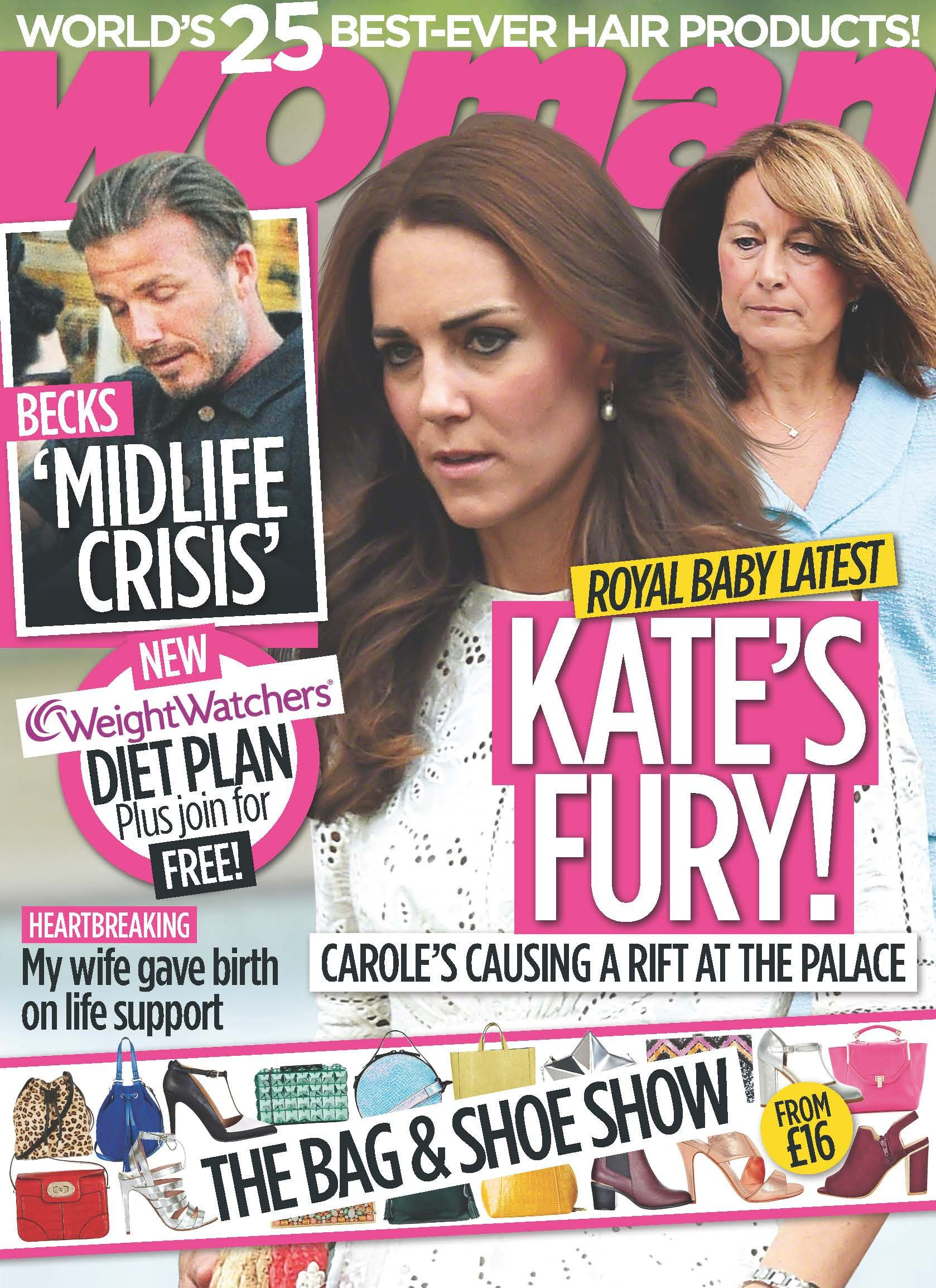 Get your digital edition of WOMAN - UK Magazine subscriptions and