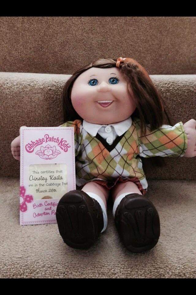 Cabbage Patch Doll | eBay | Dolls - Cabbage Patch Dolls | Pinterest