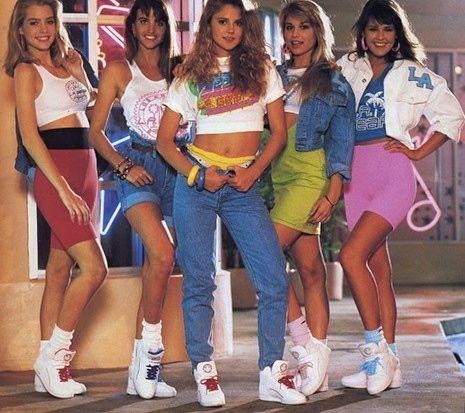 Scrunchie Socks Shudder 1980s Fashion Trends 80s Fashion Trends 80s Fashion