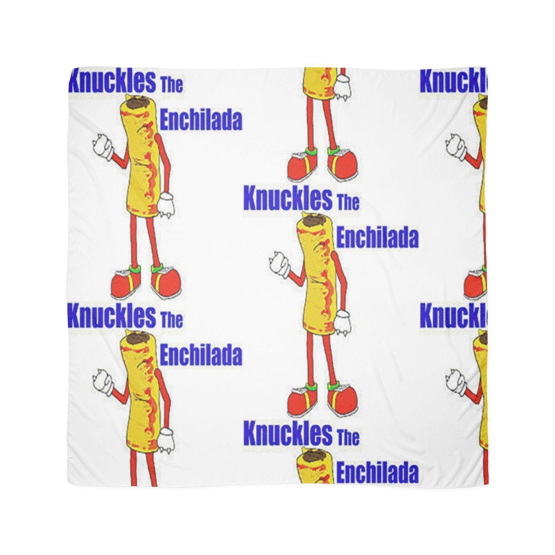Knuckles the Enchilada | Scarf | Products | Enchiladas, Apron, V