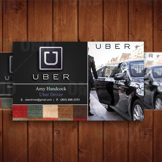 Uber business card gain more customers by creativeetsydesigns uber uber business card gain more customers by creativeetsydesigns colourmoves Image collections