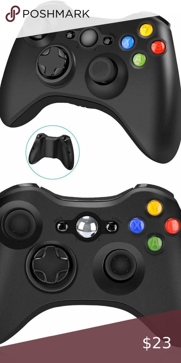 WIRELESS GAME CONTROLLER XBOX 360 / PC / Android in 2020