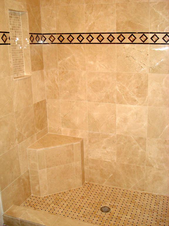 Bathroom Tile Ideas For Shower Walls Custom Tile Showers Tile St Louis