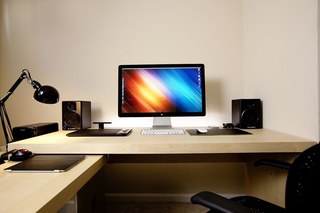 Great Workspace U0026 Office Design #13, Epic Inspiration Collection Nice Design