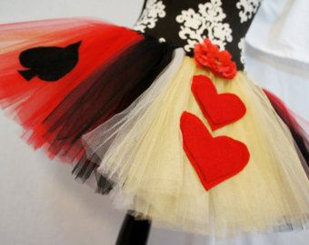 Adult Heart Queen tutu. Available in plus size. by LisasTutus