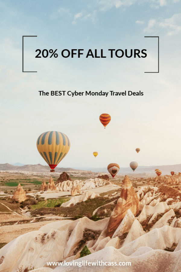 The BEST Cyber Monday Travel Sales: Intrepid | Loving Life With Cass
