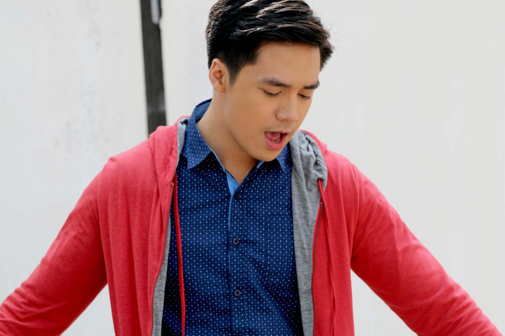 """sam concepcion to spread some positivity in new song """"teka"""