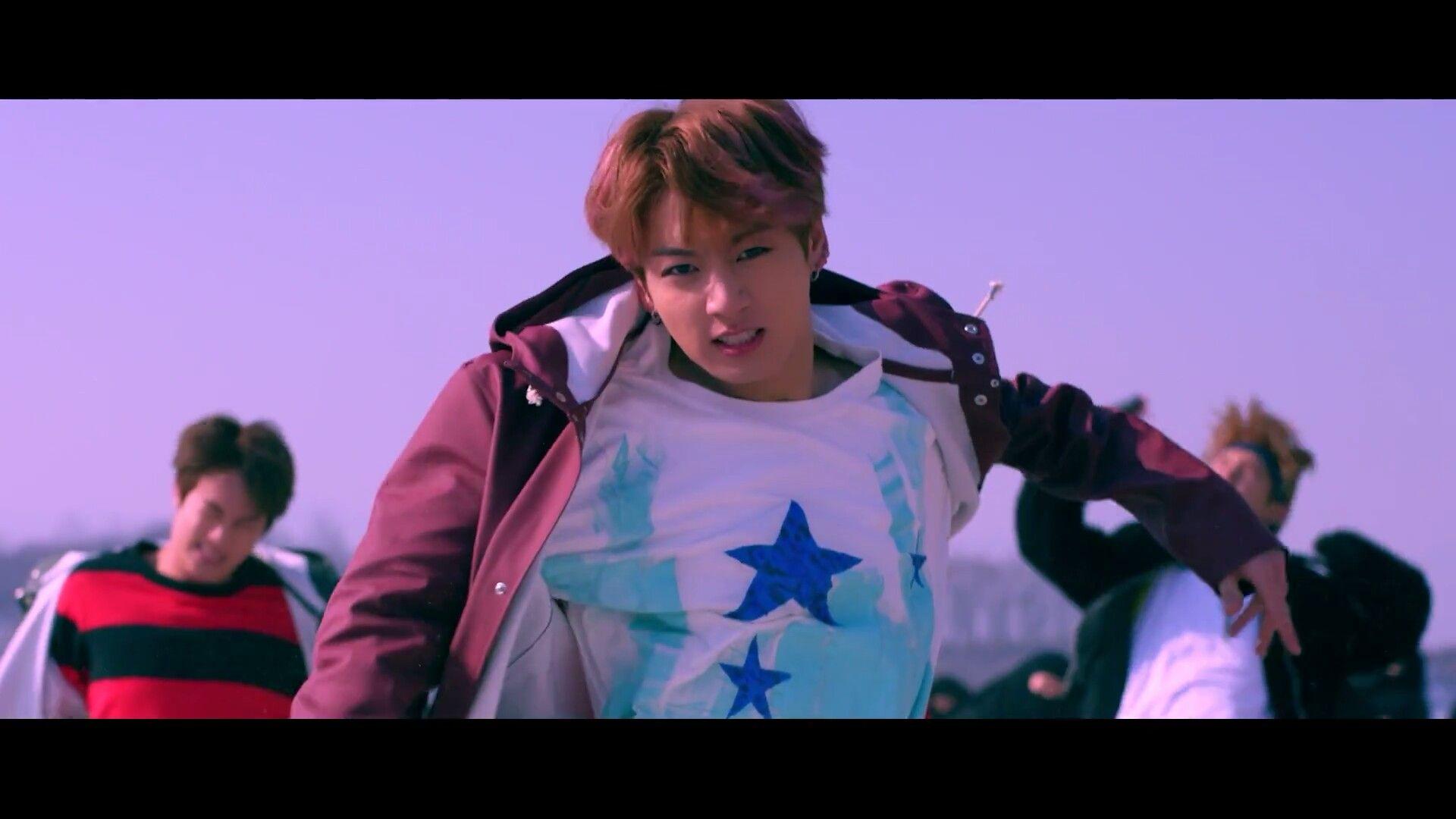 Jungkook ❤ BTS 'Not Today' MV #BTS #방탄소년단