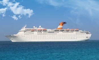 Image For Bahamas Cruise Two Guests Departing From West Palm Beach Fl