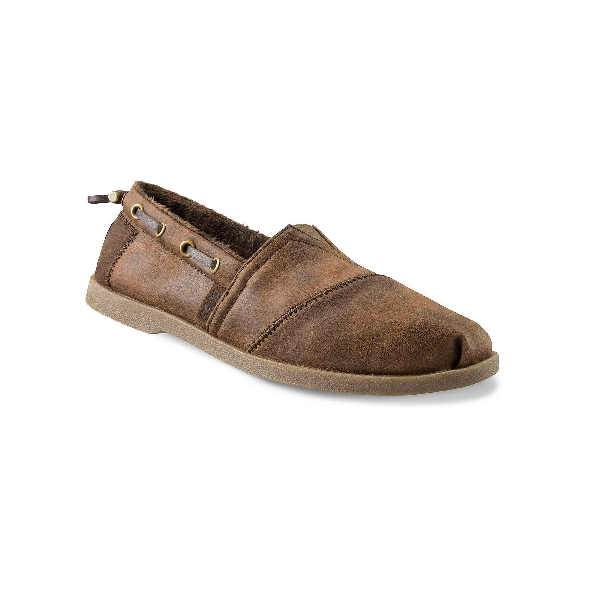 Skechers BOBS Chill Luxe Buttoned Up Women's Slip On Flats