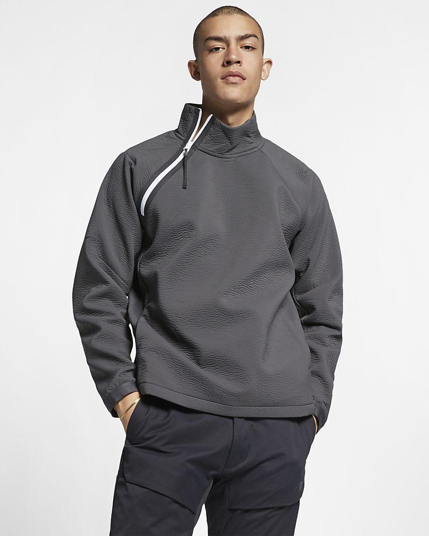 Acostumbrados a felicidad preposición  Nike Sportswear Tech Pack Men's Long-Sleeve Woven Top. Nike.com CA