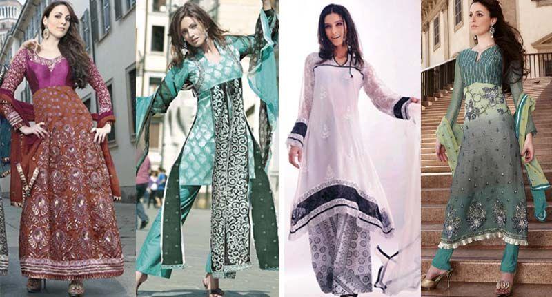 pakistani sewing patterns   Latest Fashion Trends in Pakistan Salwar ...