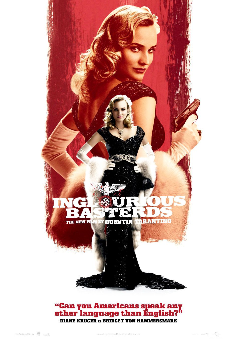 Inglourious Basterds 2009 Movie Posters In 2019 Movie