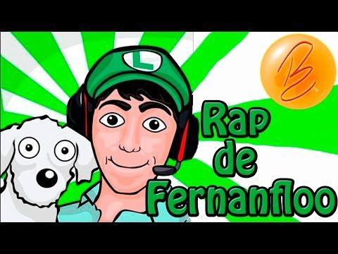 Rap De Fernanfloo Bambiel Rap Musica Colombiana Don Quijote Dibujo