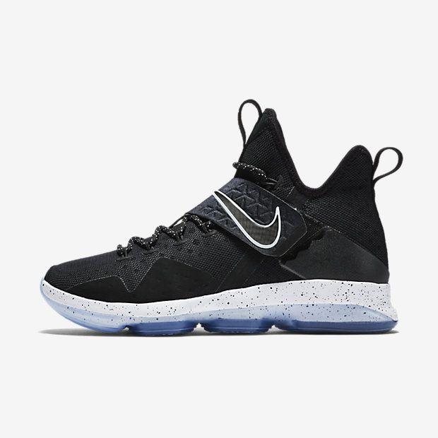Nike Lebron Xiv Ep Basketball Chase Down Black/White-Ice