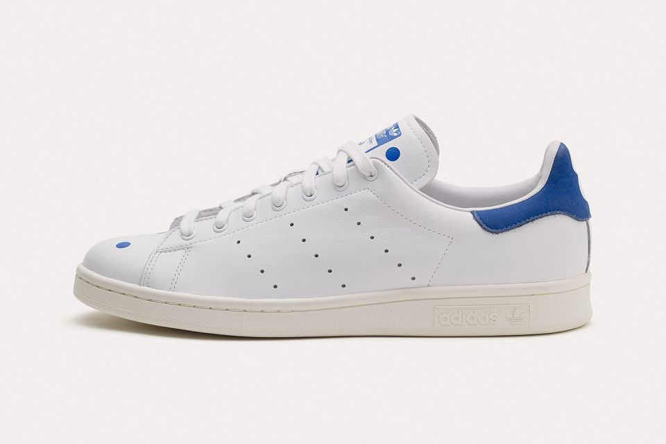 adidas originals stan smith blue