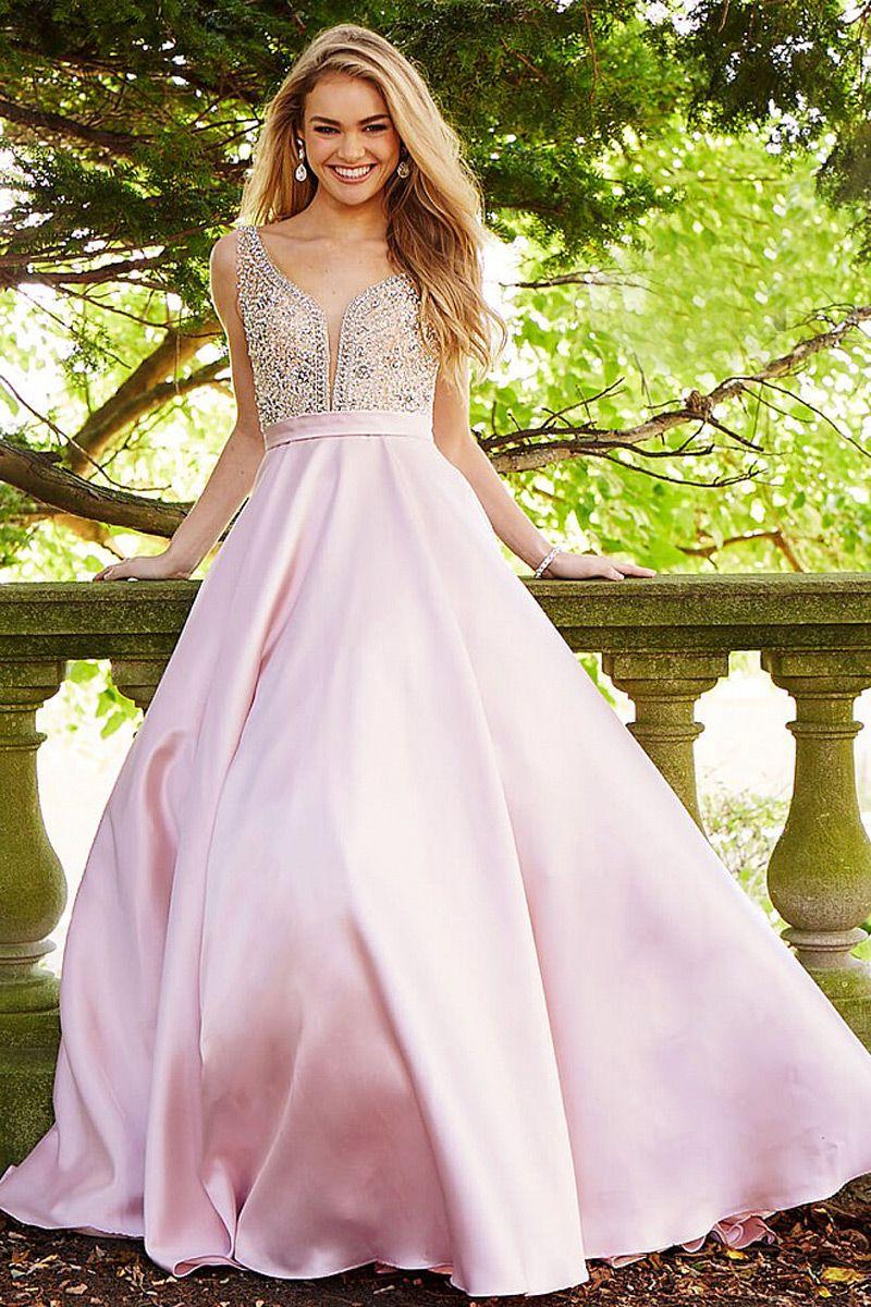 535da4875649 Ružové princeznovské šaty na stužkovú