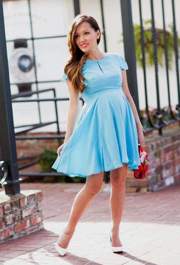 cute maternity dresses for baby shower 61 | Cute Cheap Dresses For ...