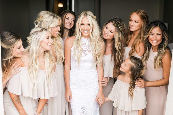 Photo of YouTube Stars, Savannah Soutas + Cole LaBrant's Wedding