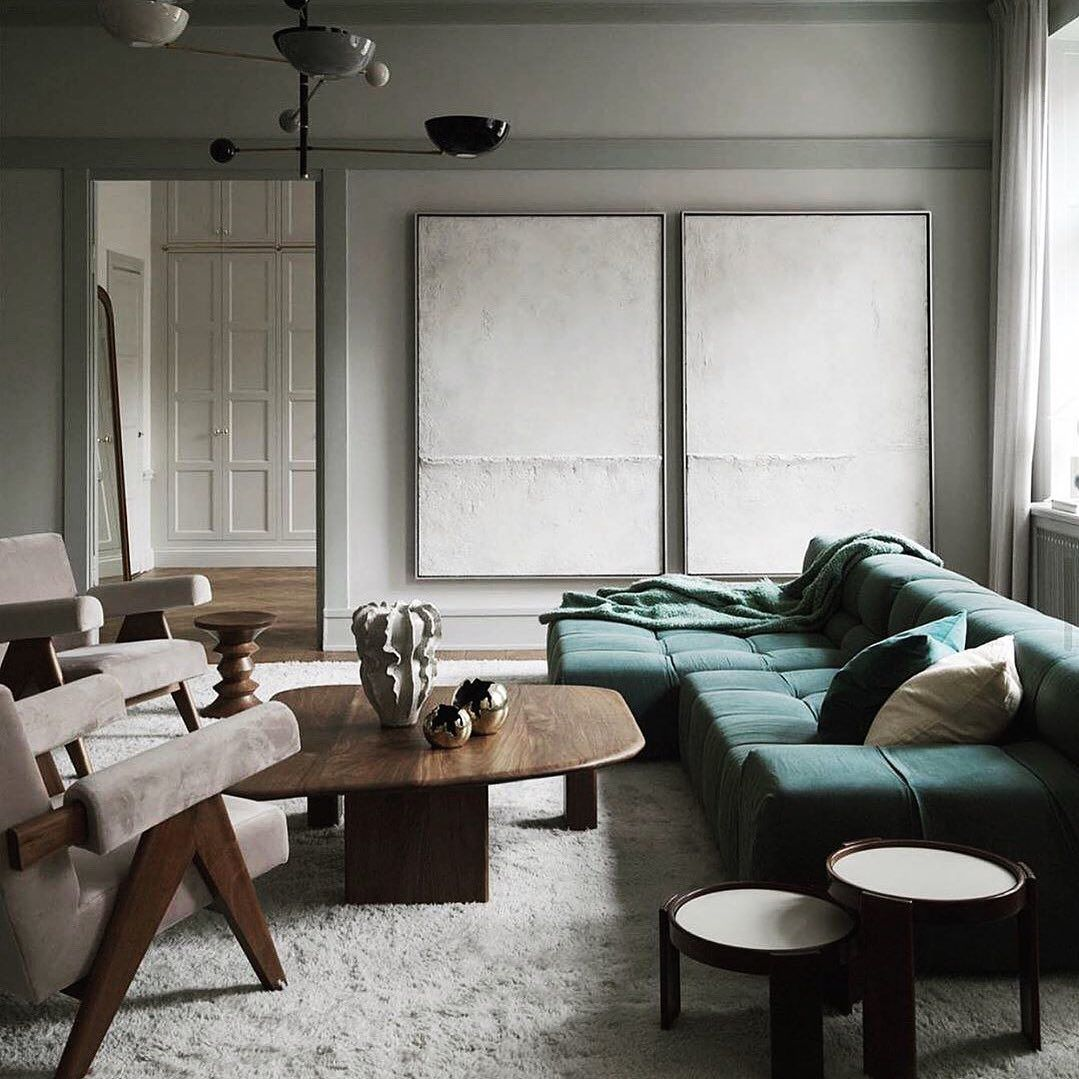 Ma Partners On Instagram Design By Joannalaven Via Residencemag By Ragna In 2020 Apartment Interior Apartment Interior Design Living Room Interior