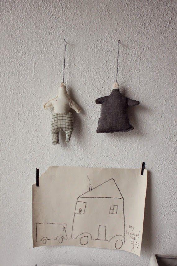 Man & Woman by Courtney Knight Draws
