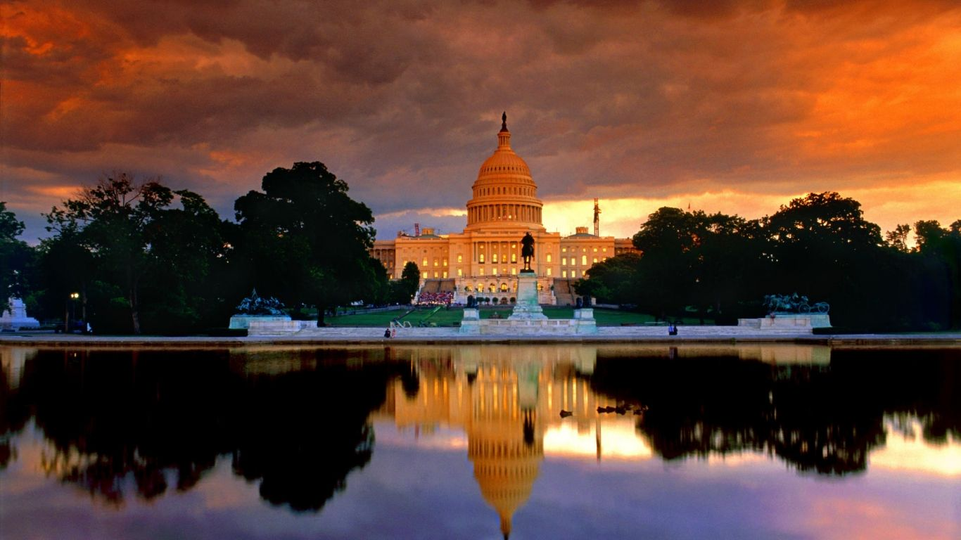 The White House Washington dc monuments, Dc monuments