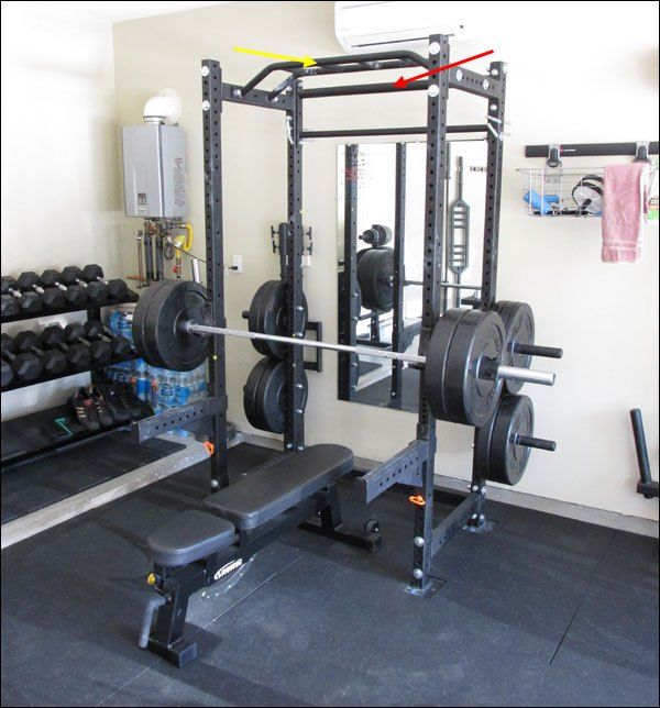 Rogue r infinity power rack half rack review home gym power