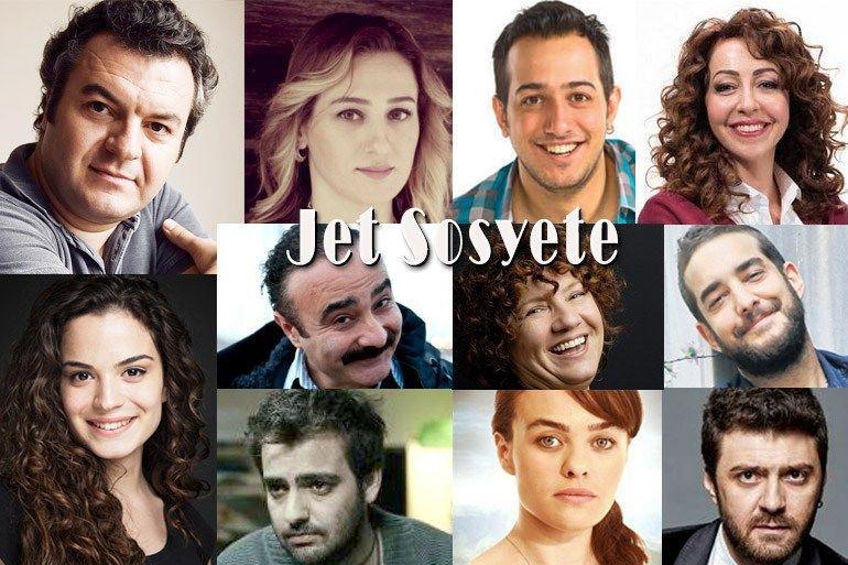 Gulse Birsel In Yeni Komedi Dizisi Jet Sosyete