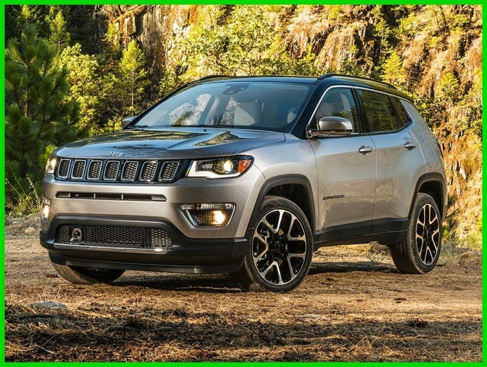 eBay 2018 Jeep Compass Trailhawk 2018 Trailhawk Used 2.4L