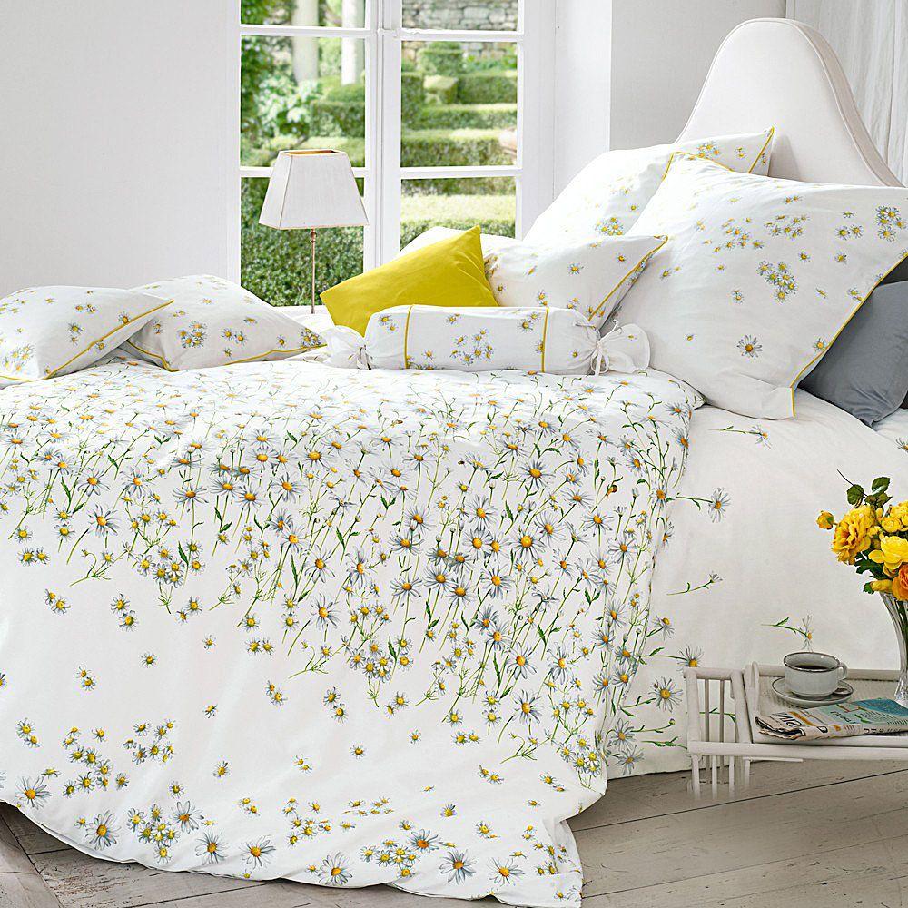 Bettwäsche Detailverliebtes Dessin Ziert Luxuriösen Baumwoll Satin
