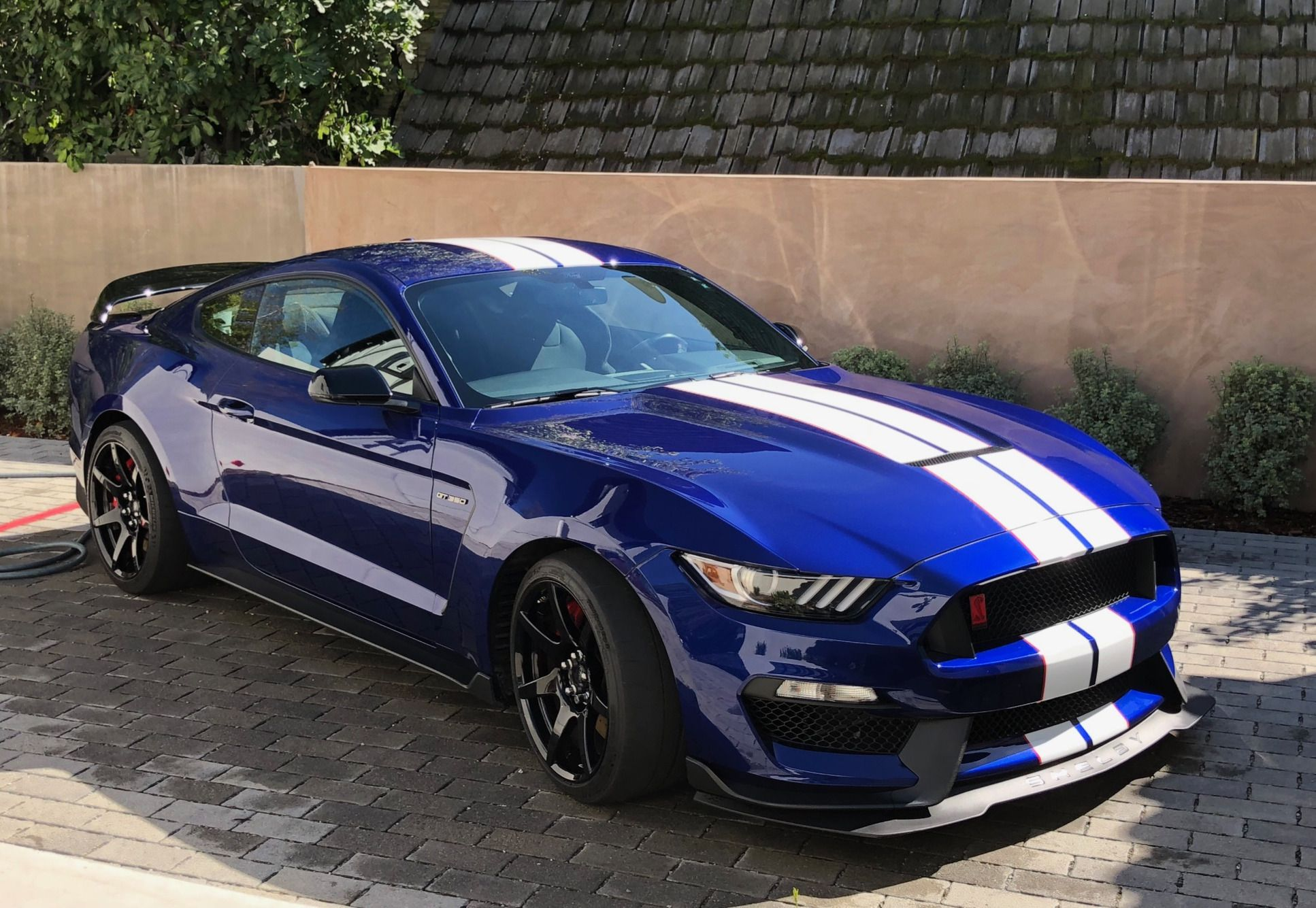 6k Mile 2016 Ford Mustang Shelby Gt350r Shelby Gt350r Mustang Shelby Ford Mustang Shelby