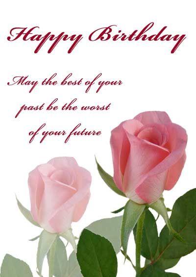 Pink Rose Printable Card