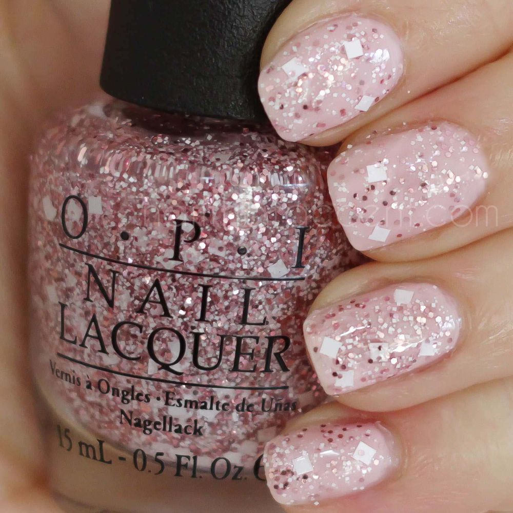 $9.95 AUD - Opi - Let\'s Do Anything We Want - M78 Pink Tan White ...