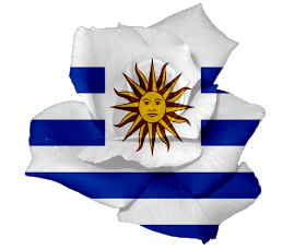 Alphabets By Monica Michielin Uruguay Flag Alphabet And Icons Png Flag Alphabet Uruguay Flag Png