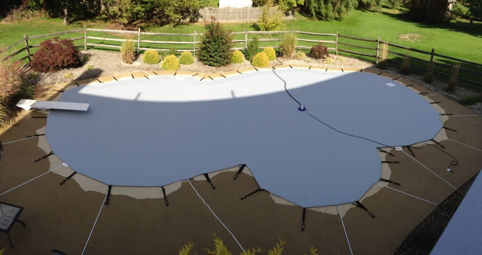 5star solid pool covers anchor industries inc pool