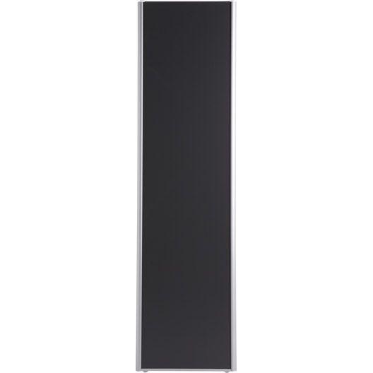 Porte de placard coulissante, gris graphite SPACEO, 250x67cm