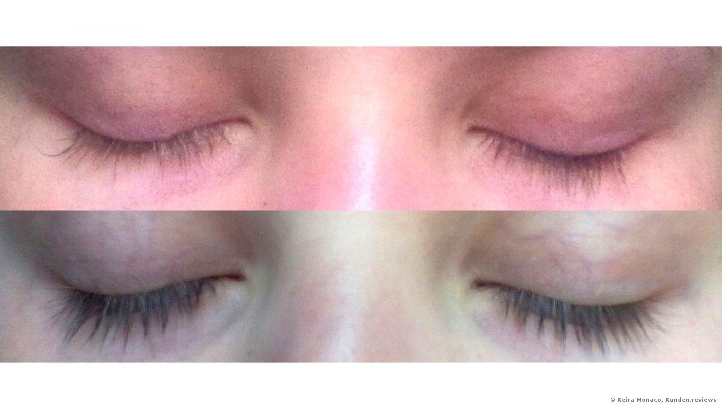 9bc7b6e47d0 Nanolash Eyelash Conditioner Wimpernserum im Test | Hautpflege ...