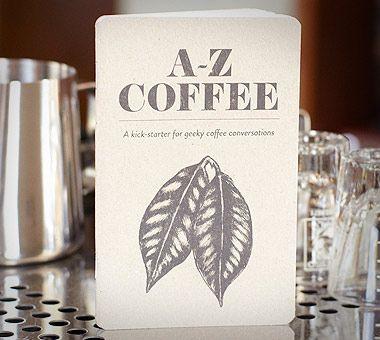 kickstarter for geeky coffee conversationa