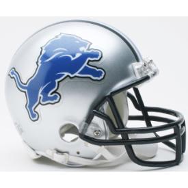 Detroit Lions Nfl Mini Football Helmet Mini Football Helmet Football Helmets Detroit Lions Helmet