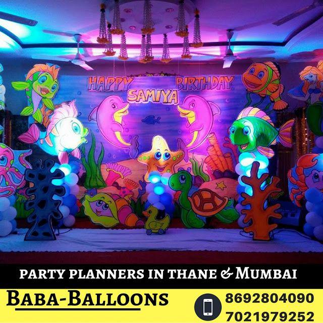 Birthday Party Decorators In Thane Birthday Party