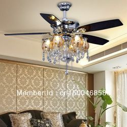 Ceiling Fan With Chandelier Hey The Room Has To Look Nice And Be Comfortable Ceiling Fan Chandelier Chandelier Fan Fancy Ceiling Fan