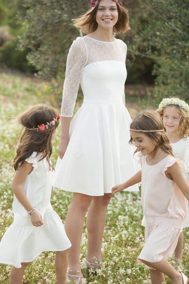 Robe mariage civil la redoute